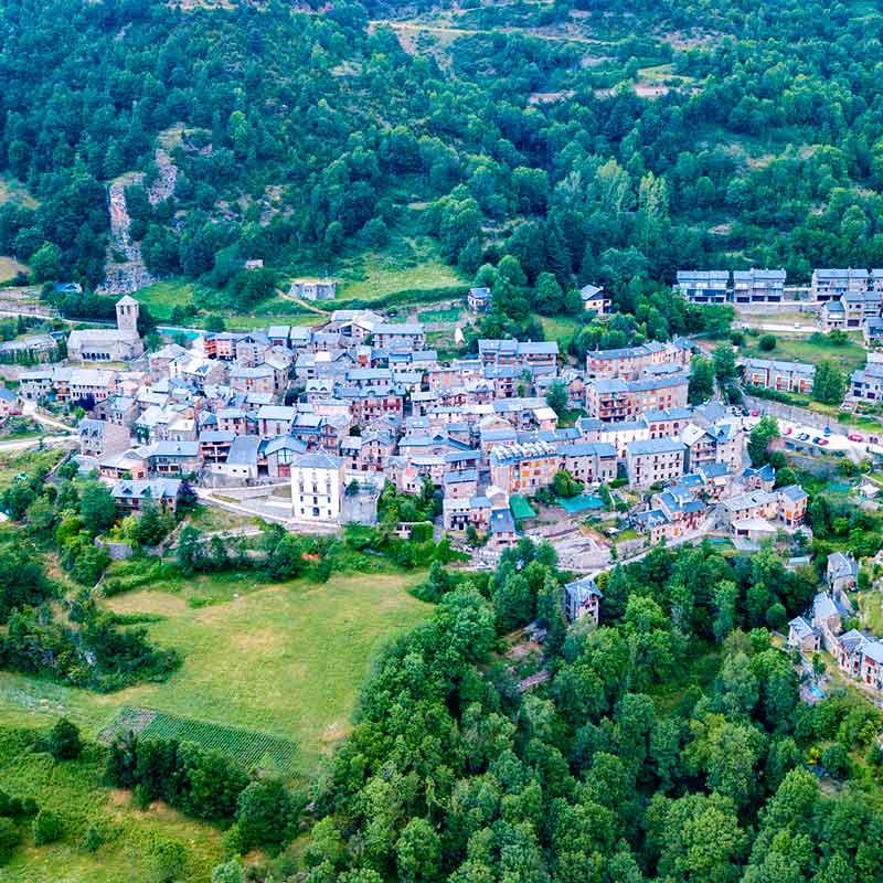 Queralbs, Vall de Ribes