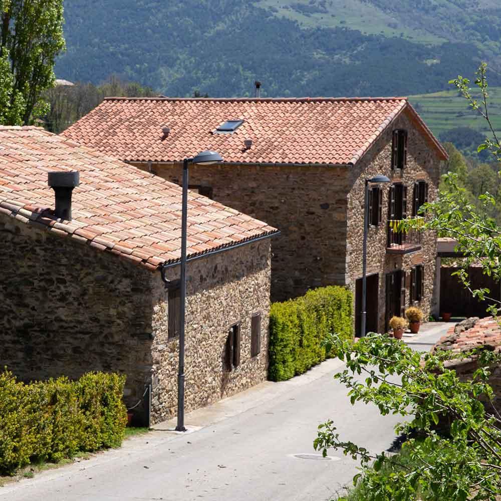 Campelles, Vall de Ribes