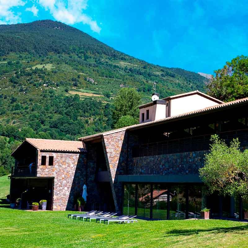 Hotel Rural-Spa Resguard dels Vents, Ribes de Freser, Vall de Ribes