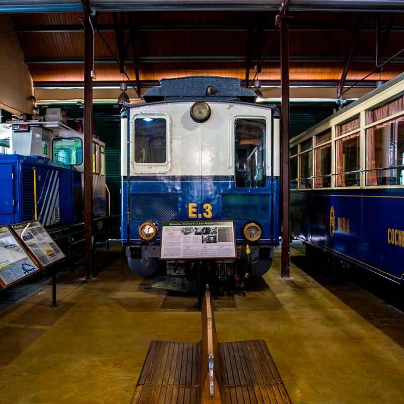Museu del Cremallera, Vall de Ribes