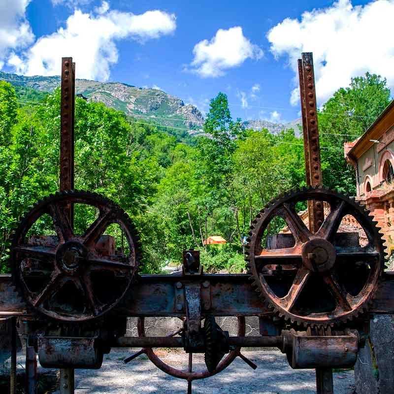 Centrals Hidroelèctriques, Vall de Ribes