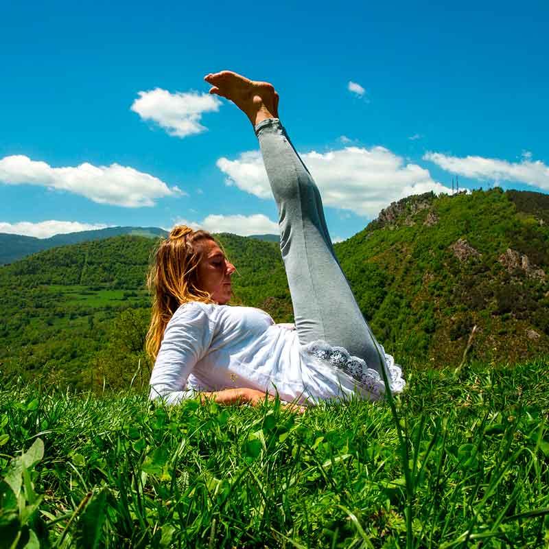 Yoga, Vall de Ribes
