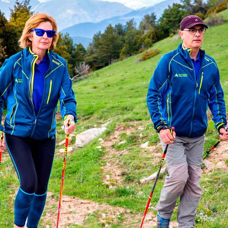 Nordic Walking, Vall de Ribes
