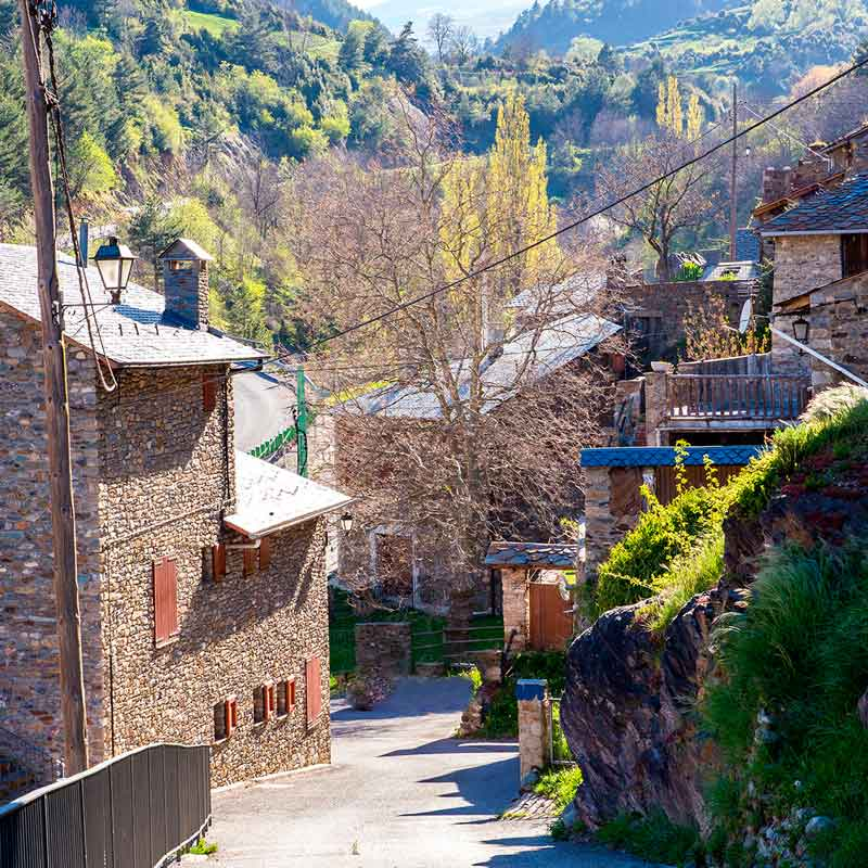 Toses, Vall de Ribes