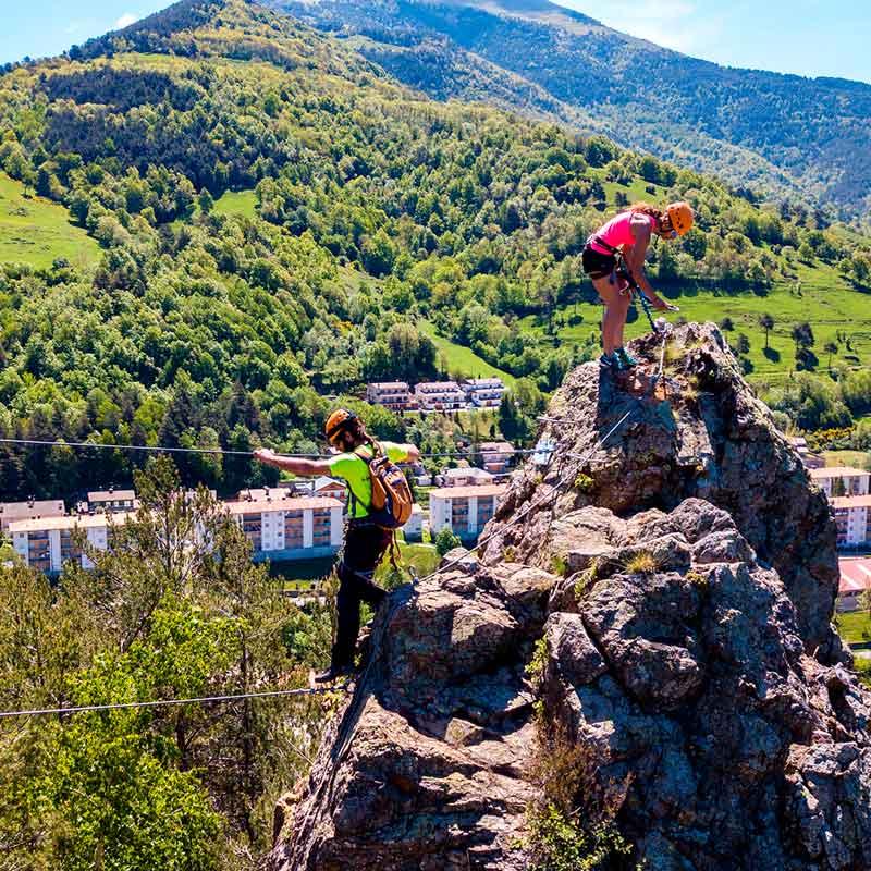 Via Ferrada, Vall de Ribes