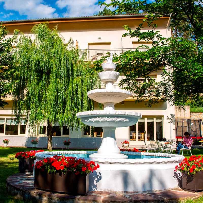 Hotel Catalunya Park, Ribes de Freser, Vall de Ribes