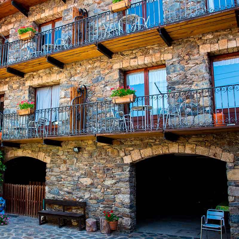 Mas Can Janpere, Pardines, Vall de Ribes