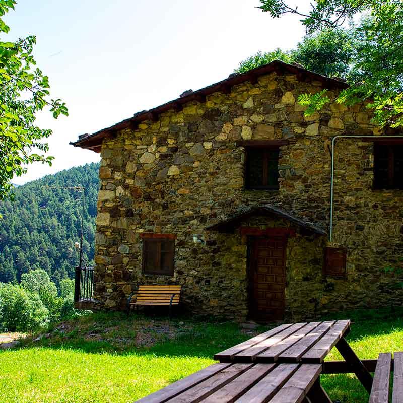 Casa Rural Can Batista, Neva (Toses), Vall de Ribes