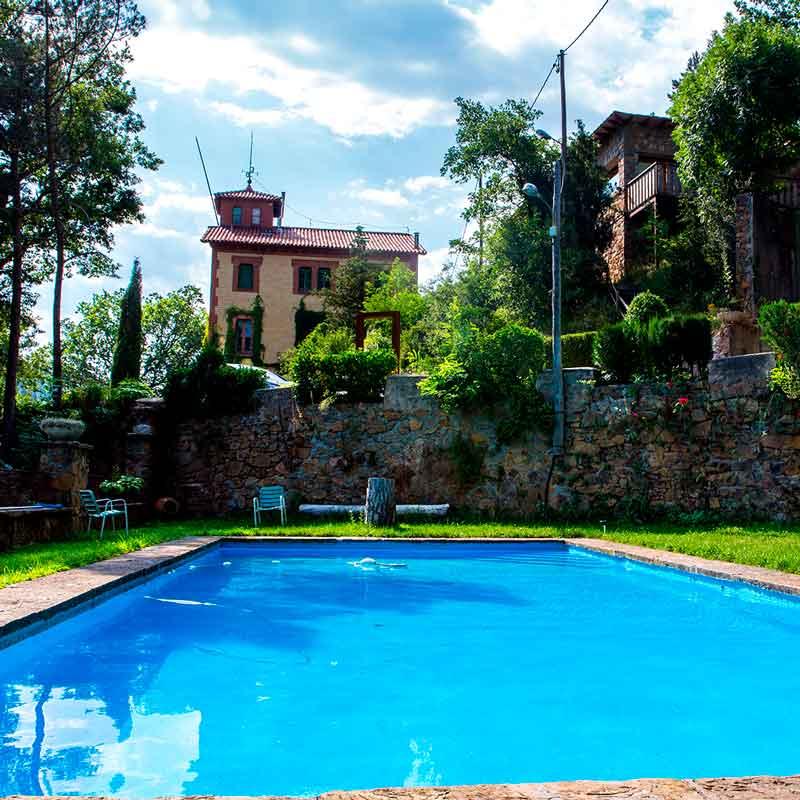 Apartaments del Bosc, Ribes de Freser, Vall de Ribes