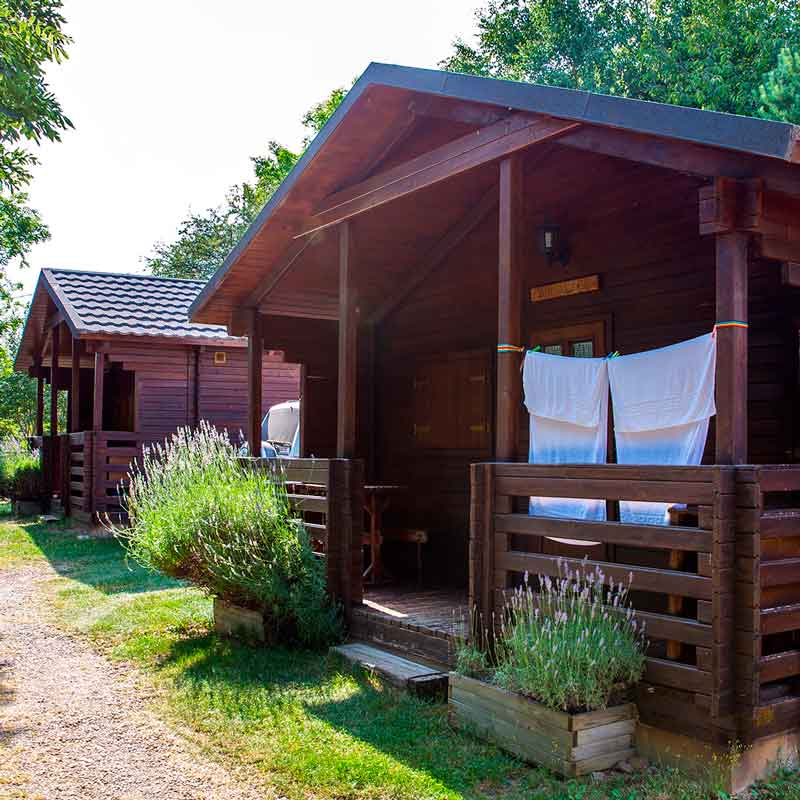 Camping Can Fosses, Planoles, Vall de Ribes