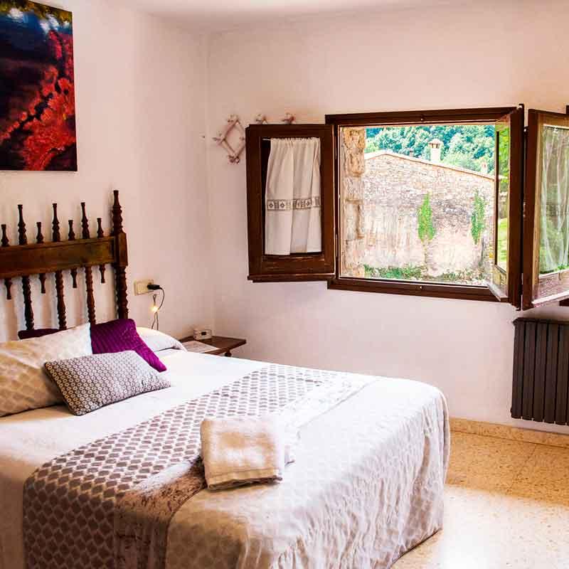 Hostal Moliné, Bruguera (Ribes de Freser), Vall de Ribes