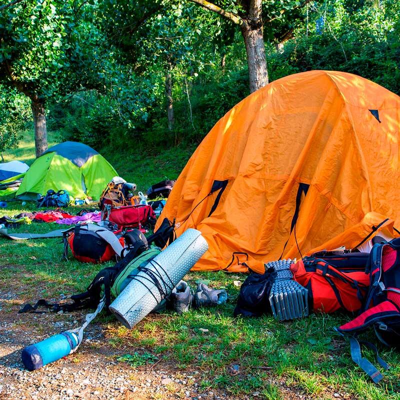 Camping Vall de Ribes, Ribes de Freser, Vall de Ribes